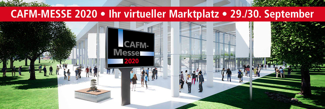 Virtuelle CAFM-Messe 2020